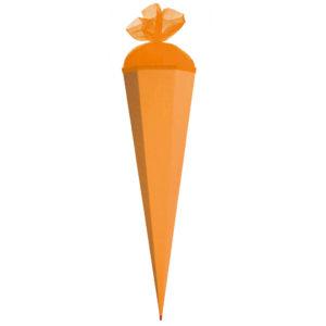 668536_85cm_Basteltüte_farbig_mit_Verschluss_orange