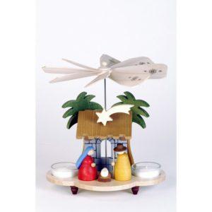Christian-Ulbricht-Teelichtpyramide-Heilige-Familie